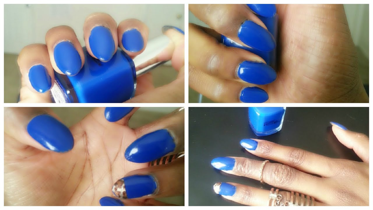 Youtube How To Do Uv Gel Nails 8