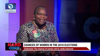 The Chances Of Women Will Be Vastly Improved In 2019 Elections - Ezekwesili |Hard Copy|