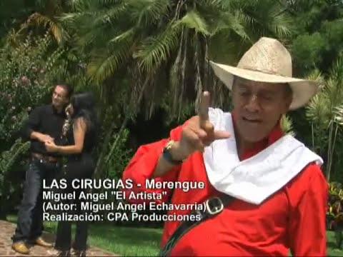 Las Cirugias - Miguel Angel ( El Artista )
