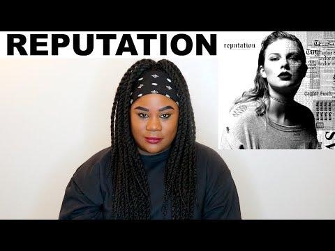 Taylor Swift - Reputation |REACTION|