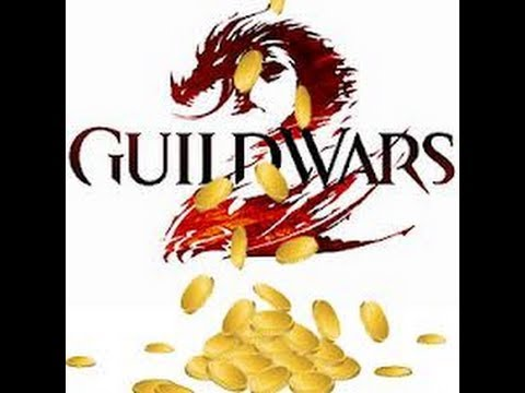 Gw2 Fastest way to farm gold! #1