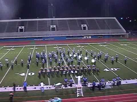 Jesuit High School New Orleans Field Show