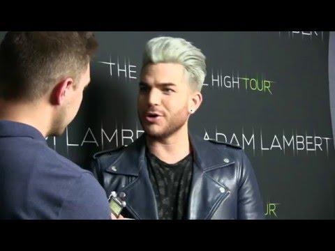 Adam Lambert NRJ haastattelussa