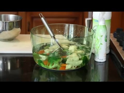 How to Freeze Raw Vegetables : Eating Healthy