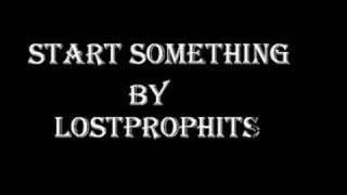 Watch Lostprophets Start Something video
