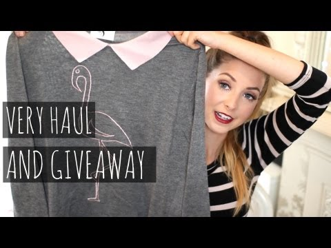 Very Haul & Giveaway | Zoella
