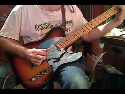Testing Out Jerry Donahue Model Lead Pickup