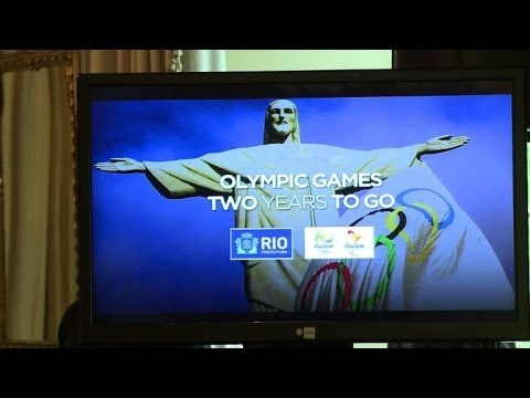 World Cup success eases Rio Olympics fears: mayor