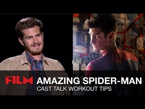 The Amazing Spider-Man Workout Tips with Andrew Garfield & Dane DeHaan