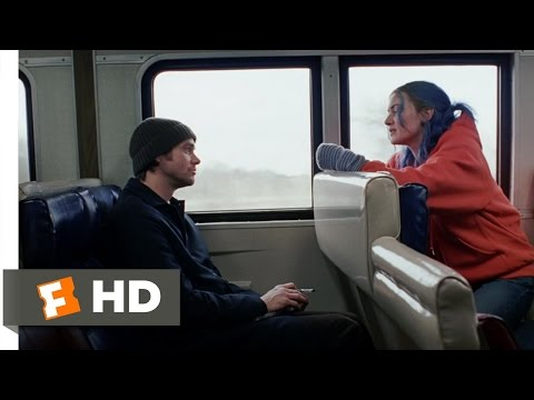 Eternal Sunshine of the Spotless Mind (111) Movie CLIP - Train...