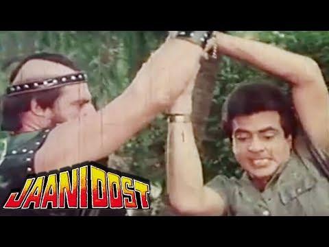 Parveen Babi Dharmendra Jeetendra Jaani Dost - Comedy Scene...