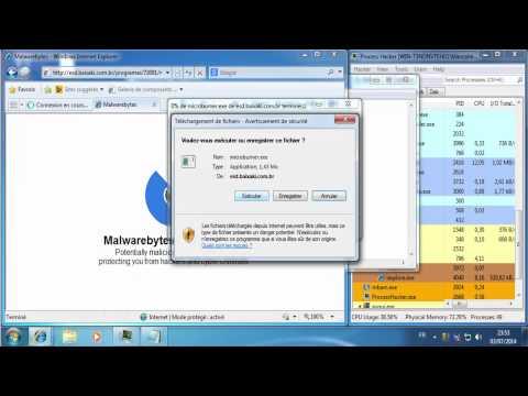 [Combinaison Test] AVG Free 2014 feat Malwarebytes Pro 2