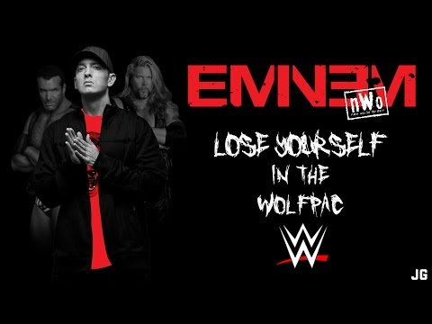 Eminem/nWo - Lose Yourself in the Wolfpac [JG Remix]