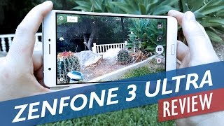 Asus ZenFone 3 Ultra Цена