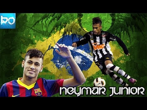 Neymar - Goals, Assists & Awesome Dribbling Skills 2009/2014 ►●[HD]●◄
