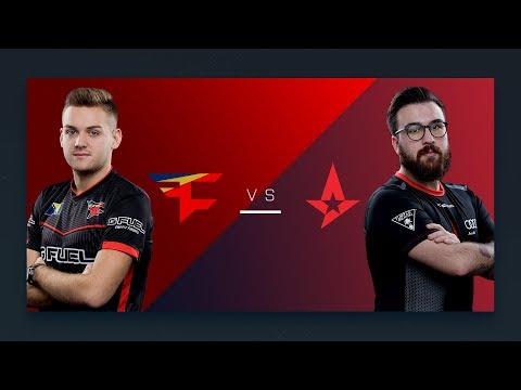CS:GO - FaZe vs. Astralis [Mirage] - Group A Round 3 - ESL Pro League Season 6 Finals