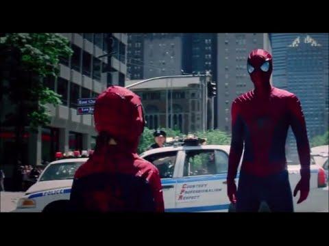 Spider-Man Earth Hour 2014 Superhero Ambassador