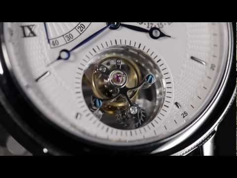 MontieK Tourbillon Watch - MPTS-04