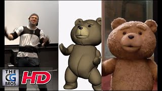 CGI VFX Behind The Scenes HD: 'Ted' Using the Mocap system MVN