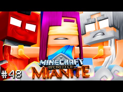 Minecraft Mianite: TROLLANITE'S FIRST PRANK (Ep. 48)
