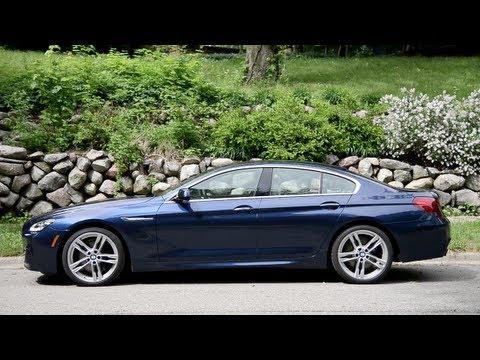Bmw 650 Sound >> 2013 BMW 650i Gran Coupe - WR TV POV Test Drive - YouTube
