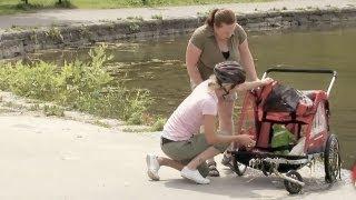 Caméra cachée - Bébé à l'eau