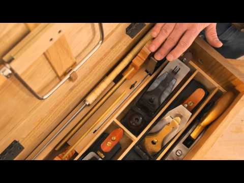 Tour The Essential Tool Chest video