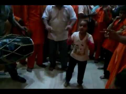hanuman dance with children sonu bhagat ji by sagar