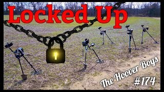 Metal Detecting is all fun & games until your friend gets Locked Up ...then it's Hilarious!