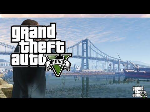 GTA V - NEW Screenshots Breakdown Part 1!
