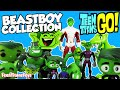 TEEN TITANS TOYS Beast Boy Collection With Teen Titans Go Original Teen Titans Toys Pop Character mp3