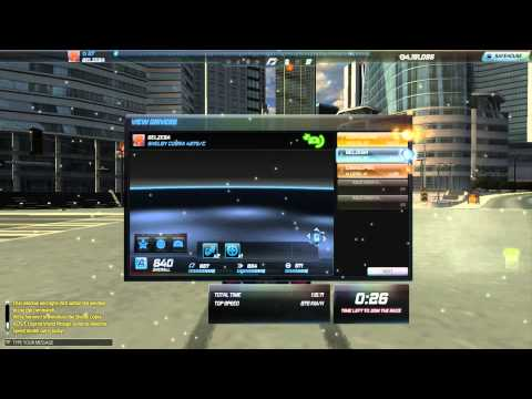 NEED FOR SPEED WORLD REVIEWS SHELBY COBRA 427