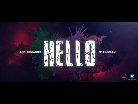 Download Ismail Izzani & Andi Bernadee - Hello  s  Mp4 baru