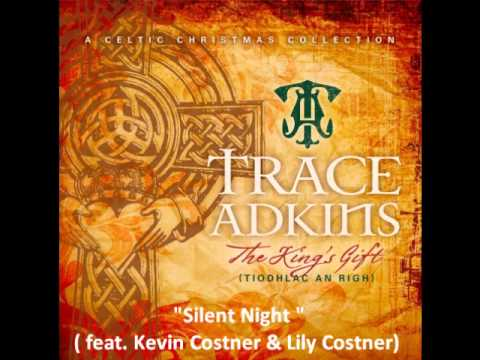 """ Silent Night "" Trace Adkins -The King´s Gift feat. Kevin Costner & Lily Costner"