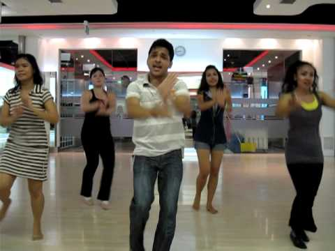 Bollywood Dance -Banthan- part 1-