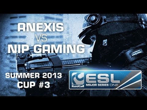 NiP Gaming vs. Anexis eSports - Cup #3 Ro16 - RaidCall EMS One - Counter-Strike Global Offensive