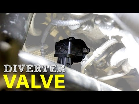 How to Install a Diverter Valve on a 2.0t TSI VW