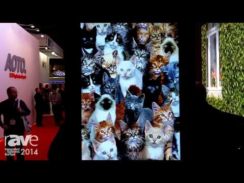 ISE 2014: Vista+ Showcases LCD Streetmaster for Outdoor Advertising