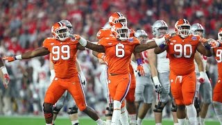 Clemson Defense 2016 Highlights