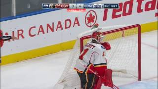Gotta See It: Elliott has no chance on McDavid penalty shot