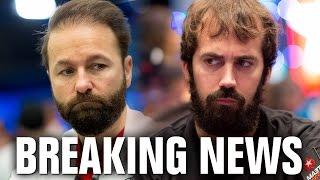 Daniel Negreanu BLOCKED By PokerStars and Jason Mercier CHEATING Allegations