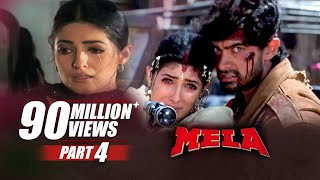 Mela | Part 4 | Aamir Khan, Twinkle Khanna | B4U Mini Theatre | FULL HD