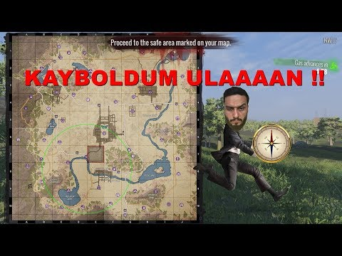 H1Z1 | HARİTASIZ OYNADIM ve BEDAVA İTEM ALMA YOLLARI !!