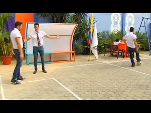 Combate RTS Ecuador Combate High School Capitulo 1