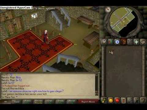 Runescape 99 cooking guide/party