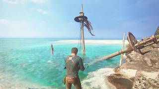 Uncharted 4 (Drake the Explorer) video 11