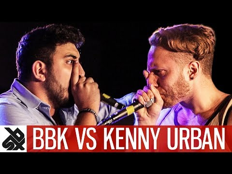 BBK vs KENNY URBAN | WBC 7ToSmoke Battle | Battle 7