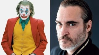 Reporter Turns Into A Clown During JOKER interview with Joaquin Phoenix