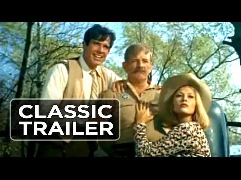 Bonnie And Clyde (1967) Official Trailer #1 - Warren Beatty, Faye Dunaway Movie