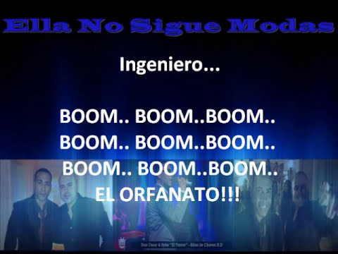 Don Omar Ft. Juan Magan - Ella No Sigue Modas (Letra)